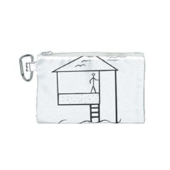 Drawing Canvas Cosmetic Bag (small)