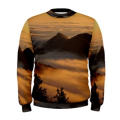 Homberg Clouds Selva Marine Men s Sweatshirt