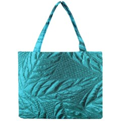 Background Texture Structure Mini Tote Bag by Simbadda