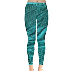 Background Texture Structure Inside Out Leggings