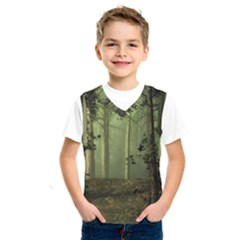 Forest Tree Landscape Kids  Sportswear