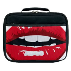 Sexy Lips Lunch Bag