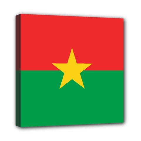 Flag Of Burkina Faso Multi Function Bag	 by abbeyz71