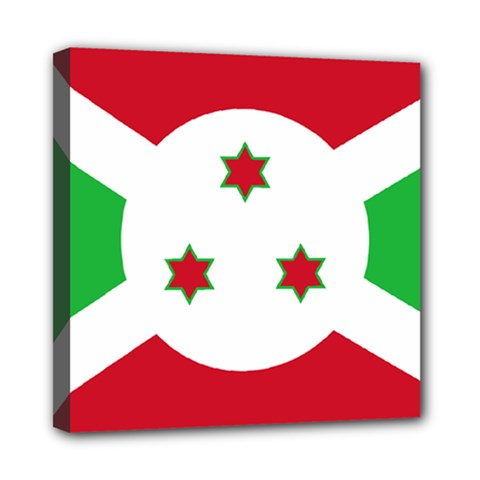 Flag Of Burundi Multi Function Bag	 by abbeyz71