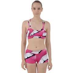 Smile Women s Sports Set by StarvingArtisan