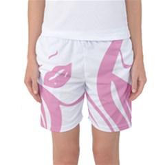 Pinky Women s Basketball Shorts