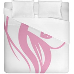 Pinky Duvet Cover (king Size)