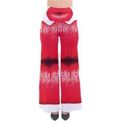 Oooooh Lips So Vintage Palazzo Pants by StarvingArtisan