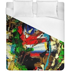 Catalina Island Not So Far 5 Duvet Cover (california King Size) by bestdesignintheworld