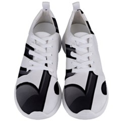 Music Note  Men s Lightweight Sports Shoes