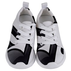 Music Note  Kids  Lightweight Sports Shoes