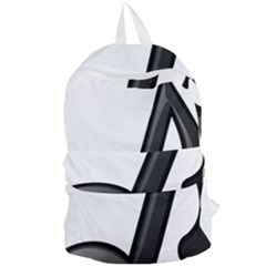 Music Note  Foldable Lightweight Backpack