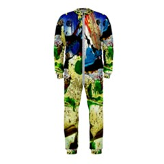 Catalina Island Not So Far 4 Onepiece Jumpsuit (kids) by bestdesignintheworld