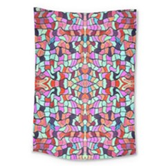 Artwork By Patrick Colorful 38 Large Tapestry by ArtworkByPatrick