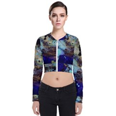 Blue Options 3 Bomber Jacket by bestdesignintheworld