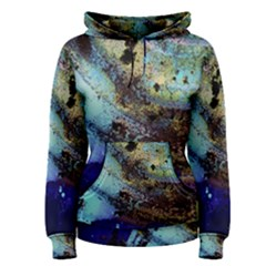 Blue Options 3 Women s Pullover Hoodie by bestdesignintheworld