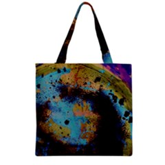 Blue Options 5 Grocery Tote Bag by bestdesignintheworld
