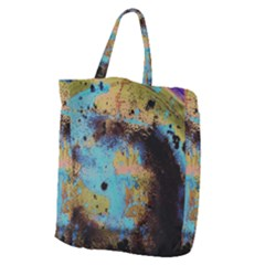 Blue Options 5 Giant Grocery Zipper Tote by bestdesignintheworld