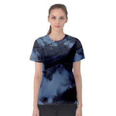 In The Highland Park Women s Sport Mesh Tee