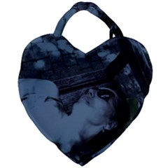 In The Highland Park Giant Heart Shaped Tote by bestdesignintheworld