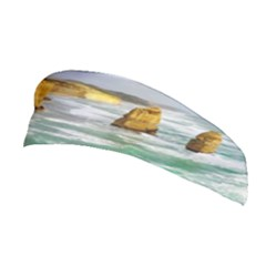 Coastal Landscape Stretchable Headband by Modern2018