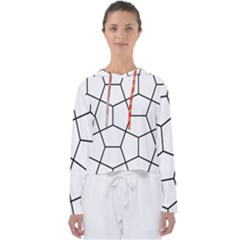 Cairo Tessellation Simple Women s Slouchy Sweat