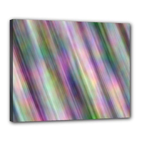 Gradient With Resynthetize Texture Canvas 20  X 16  by goodart
