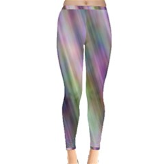 Gradient With Resynthetize Texture Inside Out Leggings