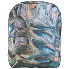 Night Lillies Full Print Backpack by bestdesignintheworld