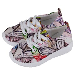 Every Girl Has A Dream Kids  Lightweight Sports Shoes by bestdesignintheworld