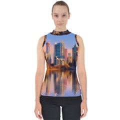 Vancouver Canada Sea Ocean Shell Top by Simbadda