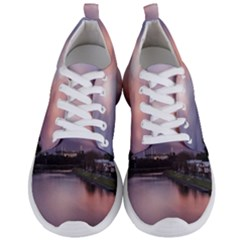 Sunset Melbourne Yarra River Men s Lightweight Sports Shoes