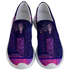 Architecture Home Skyscraper Women s Lightweight Slip Ons by Simbadda
