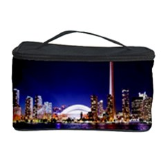 Toronto City Cn Tower Skydome Cosmetic Storage Case