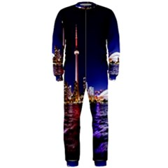 Toronto City Cn Tower Skydome OnePiece Jumpsuit (Men)