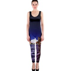 Toronto City Cn Tower Skydome One Piece Catsuit