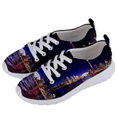 Toronto City Cn Tower Skydome Women s Lightweight Sports Shoes