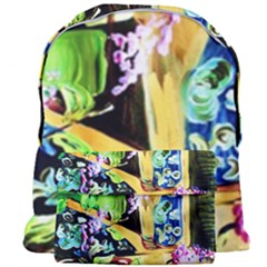 Lilac On A Countertop Giant Full Print Backpack