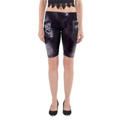 Gorilla Yoga Cropped Leggings