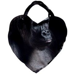 Gorilla Giant Heart Shaped Tote