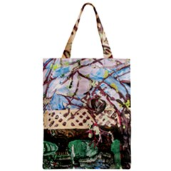 Blooming Tree 2 Zipper Classic Tote Bag by bestdesignintheworld