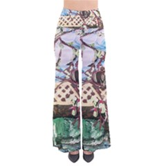 Blooming Tree 2 So Vintage Palazzo Pants by bestdesignintheworld