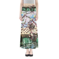 Blooming Tree 2 Full Length Maxi Skirt by bestdesignintheworld