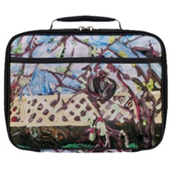 Blooming Tree 2 Full Print Lunch Bag by bestdesignintheworld