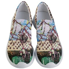 Blooming Tree 2 Women s Lightweight Slip Ons by bestdesignintheworld