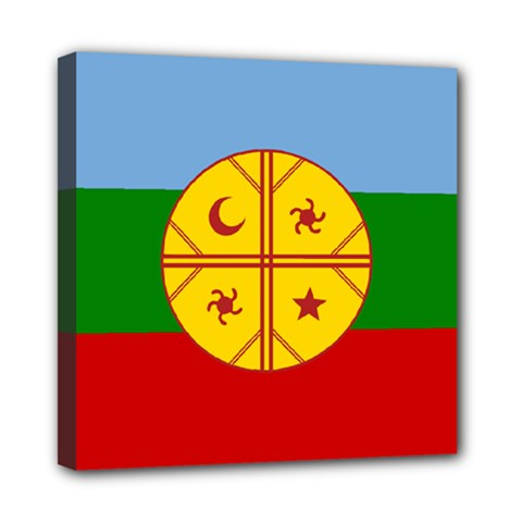 Flag Of The Mapuche People Multi Function Bag	 by abbeyz71