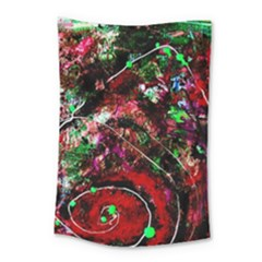 Bloody Coffee 6 Small Tapestry by bestdesignintheworld