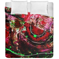 Bloody Coffee 5 Duvet Cover Double Side (california King Size) by bestdesignintheworld