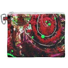 Bloody Coffee 5 Canvas Cosmetic Bag (xxl) by bestdesignintheworld