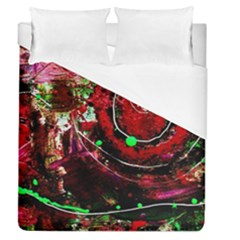Bloody Coffee 5 Duvet Cover (queen Size) by bestdesignintheworld